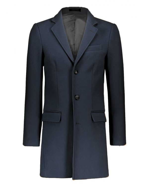 CAPPOTTO NAVY